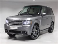 Used Land Rover Range Rover TDV8 Vogue 4dr Auto OVERFINCH GT