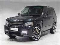Used Land Rover Range Rover TDV8 Vogue 4dr Auto OVERFINCH GT, DUAL VIEW