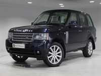 Used Land Rover Range Rover TDV8 Vogue SE 4dr Auto DUAL VIEW TOUCH SCREEN