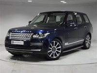 Used Land Rover Range Rover SD V8 Vogue SE 4x4 5dr