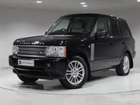 Used Land Rover Range Rover TD Vogue 5dr 4WD (SUPERCHARGED SPEC) SAT NAV