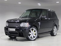 Used Land Rover Range Rover TDV8 VOGUE 4dr Auto OVERFINCH GT, REAR DVD