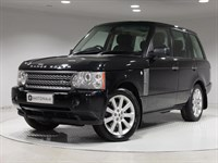 Used Land Rover Range Rover Supercharged Vogue SE 5dr 4WD