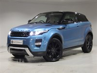 Used Land Rover Range Rover Evoque SD4 Dynamic 3dr Auto [Lux Pack]