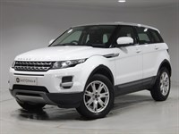Used Land Rover Range Rover Evoque eD4 Pure 5dr 2WD MANUAL, LUX PACK, 18