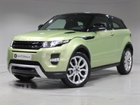 Used Land Rover Range Rover Evoque Si4 Dynamic 3dr Auto