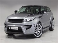 Used Land Rover Range Rover Evoque SD4 Dynamic 3dr Auto ONYX ROGUE CONVERSION