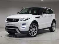 Used Land Rover Range Rover Evoque SD4 Dynamic 5dr PANORAMIC ROOF, BODYKIT, NAV