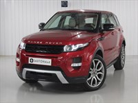 Used Land Rover Range Rover Evoque SD4 Dynamic 5dr [Lux Pack]