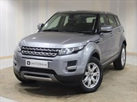 Used Land Rover Range Rover Evoque SD4 Pure 5dr Auto [Tech Pack] SAT NAV, BODYKIT