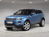 Used Land Rover Range Rover Evoque SD4 Pure Tech 3dr