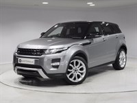 Used Land Rover Range Rover Evoque SD4 Dynamic 5dr 4WD