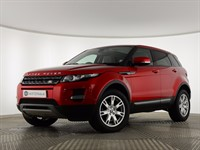 Used Land Rover Range Rover Evoque eD4 Pure 5dr