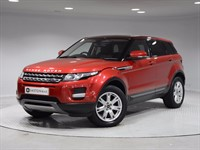 Used Land Rover Range Rover Evoque eD4 Pure Tech 5dr