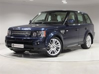 Used Land Rover Range Rover Sport TD HSE 5dr 4WD 8 SPEED 2012 MODEL, REAR CAM