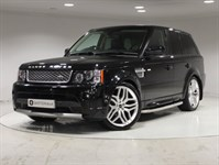 Used Land Rover Range Rover Sport TD HSE 5dr 4WD 2013 AUTOBIOGRAPHY SPEC. NAV