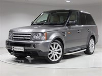 Used Land Rover Range Rover Sport TD HSE 5dr 4WD (SUPERCHARGED SPEC) SUNROOF