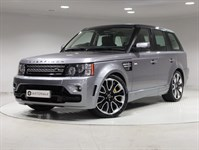 Used Land Rover Range Rover Sport TD HSE 5dr 4WD OVERFINCH GTS (2012 8 SPEED)