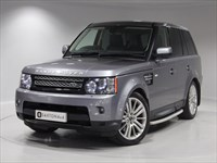Used Land Rover Range Rover Sport SDV6 HSE 5dr Auto 8 SPEED, 2012 MODEL