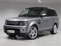 Used Land Rover Range Rover Sport SDV6 HSE 5dr Auto 8 SPEED 2012 MODEL, TAILGATE