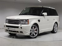Used Land Rover Range Rover Sport TD HSE 5dr 4WD OVERFINCH SUPERSPORT AERO III