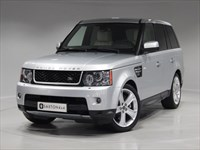 Used Land Rover Range Rover Sport SDV6 HSE Luxury 5dr Auto (2012 MODEL) SUNROOF