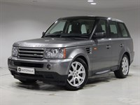 Used Land Rover Range Rover Sport TDV6 HSE 5dr Auto (SUPERCHARGED SPEC) SAT NAV