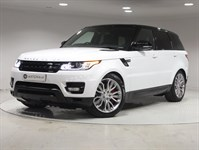 Used Land Rover Range Rover Sport SD (s/s) HSE Dynamic 5dr 4WD