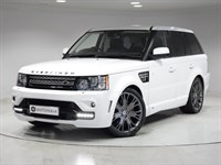 Used Land Rover Range Rover Sport TD HSE 4x4 5dr