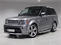 Used Land Rover Range Rover Sport TDV6 Autobiography Sport 5dr CommandShift