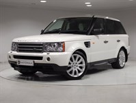 Used Land Rover Range Rover Sport TD SE 5dr 4WD (SUPERCHARGED SPEC) SUNROOF