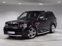Used Land Rover Range Rover Sport 3.0 TD HSE 4x4 5dr