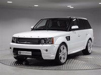 Used Land Rover Range Rover Sport SDV6 HSE 5dr 4WD