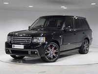 Used Land Rover Range Rover 5.0 V8 Supercharged Autobiography 5dr