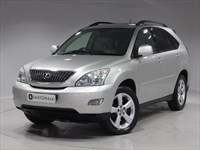 Used Lexus RX 350 SE-L 5dr Auto SAT NAV, REAR DVD, SUNROOF