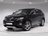 Used Lexus RX 450h Advance 5dr (pan roof)