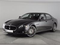 Used Maserati Quattroporte Sport GT S 4dr