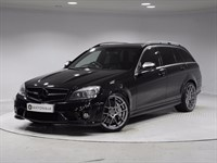 Used Mercedes C63 AMG C Class 7G-Tronic 5dr