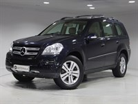 Used Mercedes GL320 GL CLASS CDI 5dr Tip Auto SAT NAV, 7 SEATS, SUNROOF