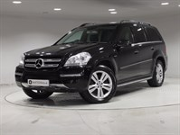 Used Mercedes GL350 GL Class 3.0 CDI BlueEFFICIENCY 5dr