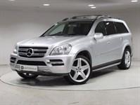 Used Mercedes GL350 GL Class CDI BlueEFFICIENCY 5dr
