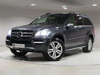 Used Mercedes GL350 GL CLASS CDI BlueEFFICIENCY 5dr 4WD