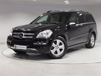 Used Mercedes GL350 GL Class CDI BlueEFFICIENCY 5dr 4WD
