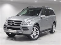 Used Mercedes GL350 GL CLASS CDI BlueEFFICIENCY 5dr Tip Auto