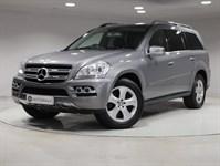 Used Mercedes GL420 GL CLASS 4.0 CDI 5dr REAR DVD, SUNROOF, 7 SEATS