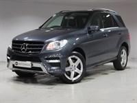 Used Mercedes ML250 M CLASS CDI BlueTec AMG Sport 5dr 7G-Tronic Plus