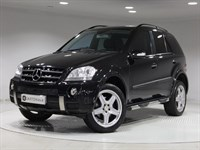Used Mercedes ML320 M CLASS TD Sport 5dr 4WD