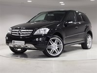 Used Mercedes ML320 M CLASS 3.0 CDI Sport 7G-Tronic 5dr