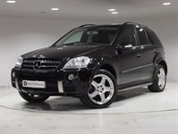 Used Mercedes ML320 M CLASS CDI SE 7G-Tronic 5dr