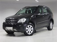 Used Mercedes ML320 M CLASS CDI SE 5dr Tip Auto